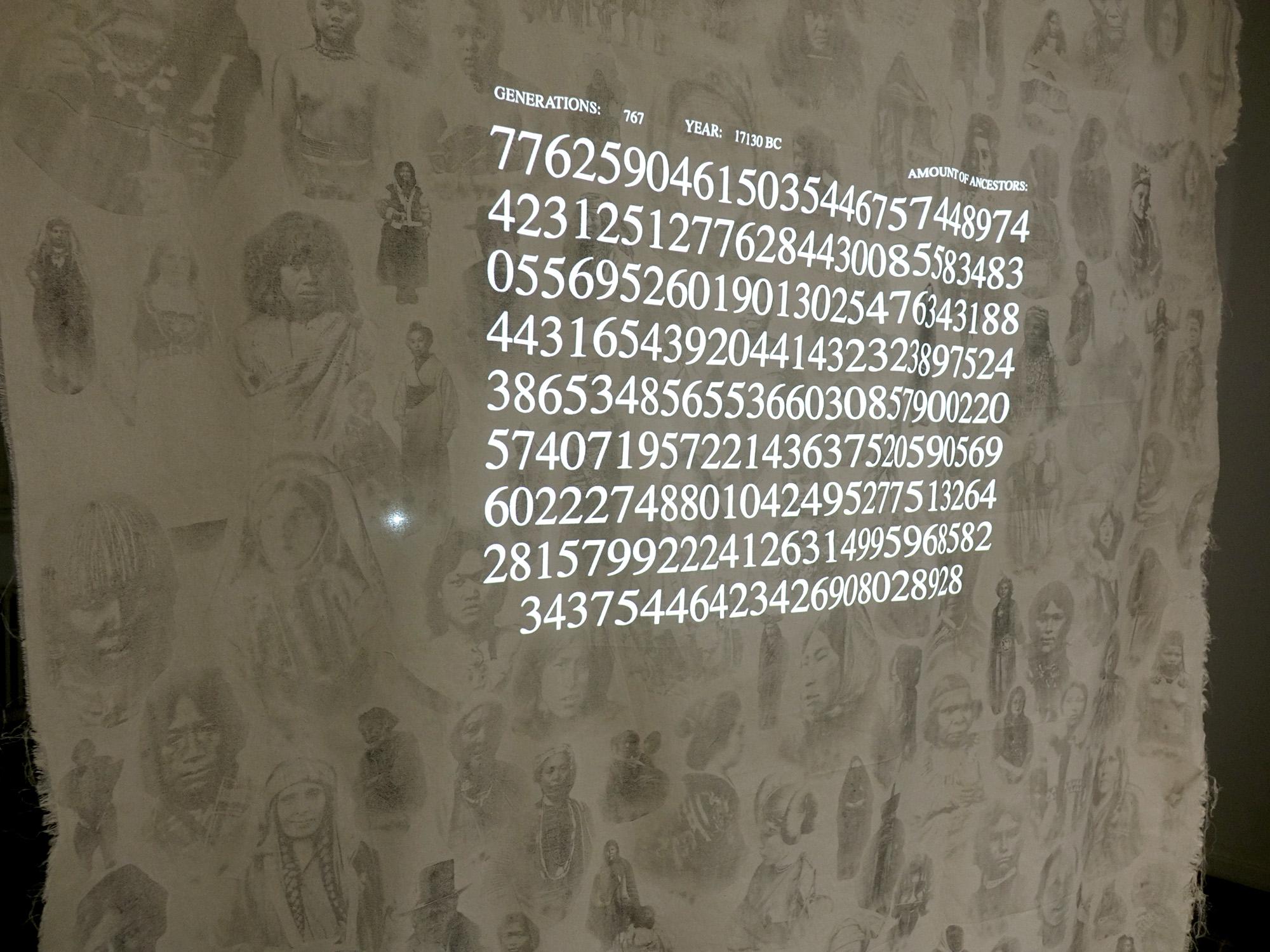Eve  and I, Installation at Künstlerhaus Dortmund, 2020
