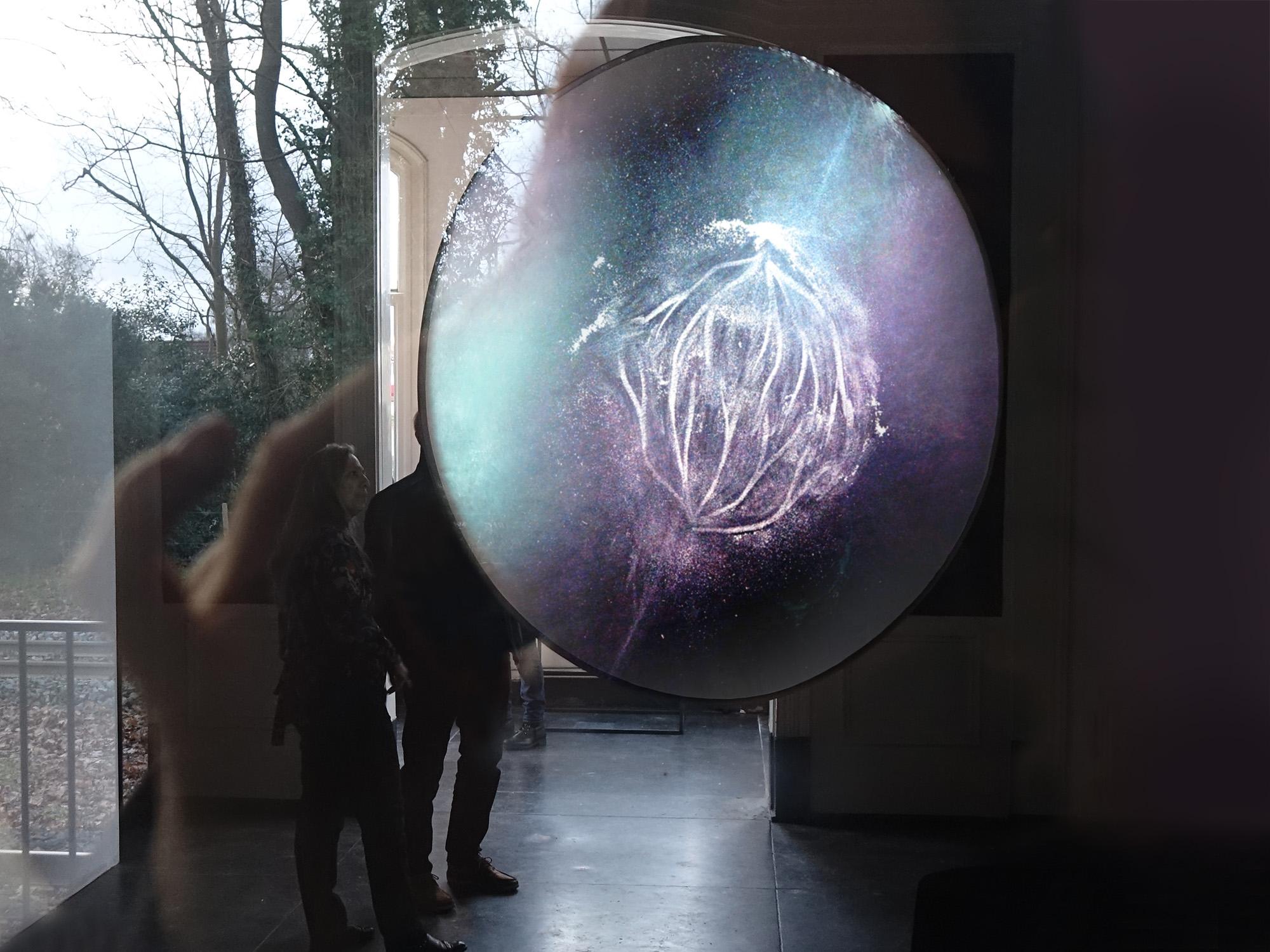 Installation at Kunststation Delden, The Netherlands