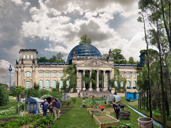 CITY – Berlin/Reichstag, 2010