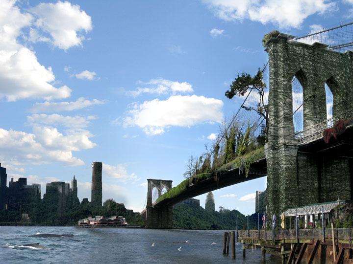 STADT – New York/Brooklyn Bridge, 2009