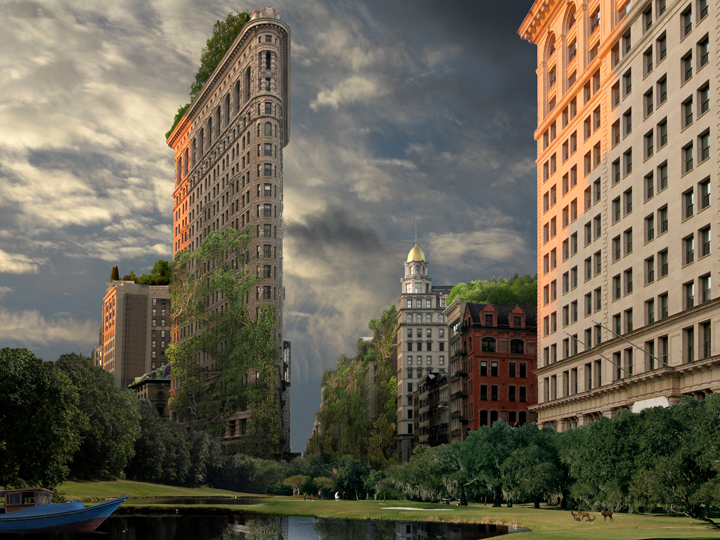 STADT – New York/Flatiron, 2009