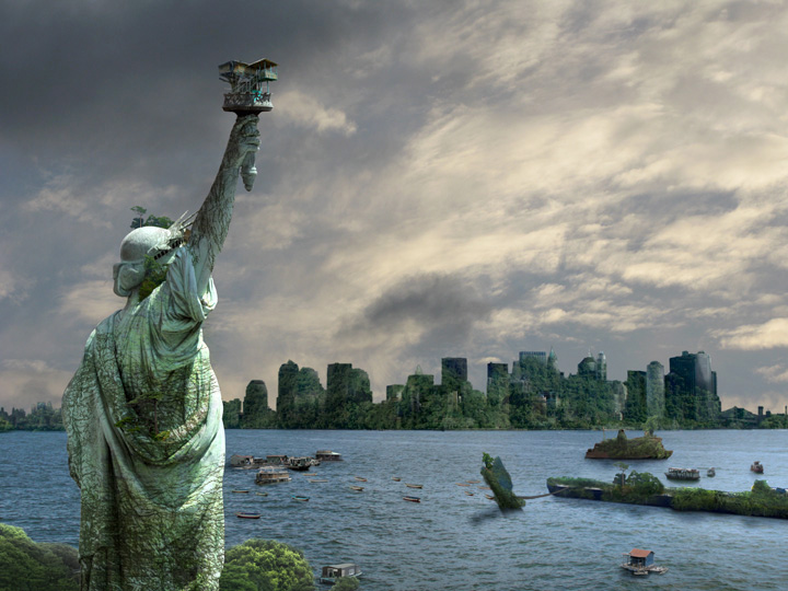 STADT – New York/Liberty State, 2009