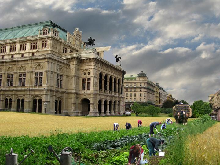 STADT – Wien/Opernring, 2008