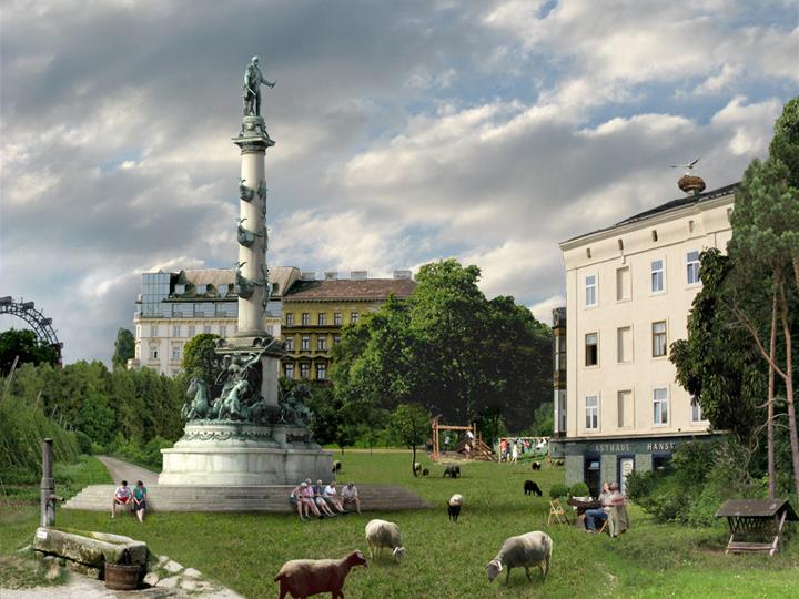 STADT – Wien/Praterstern, 2008