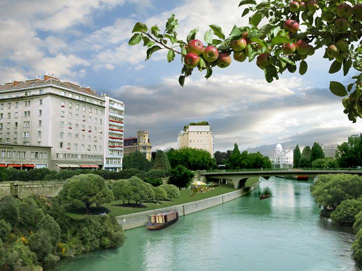 STADT – Wien/Schwedenbrücke, 2008