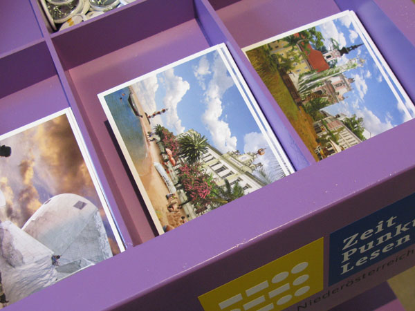 STADT – St. Pölten, Postkartenedition