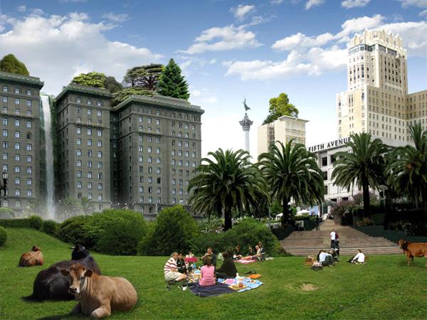 CITY – San Francisco/Union Square, 2009